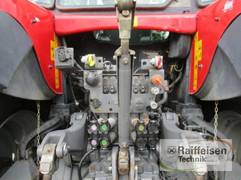 Traktor des Typs Massey Ferguson 7620 Dyna-VT E, Gebrauchtmaschine in Holle (Bild 6)