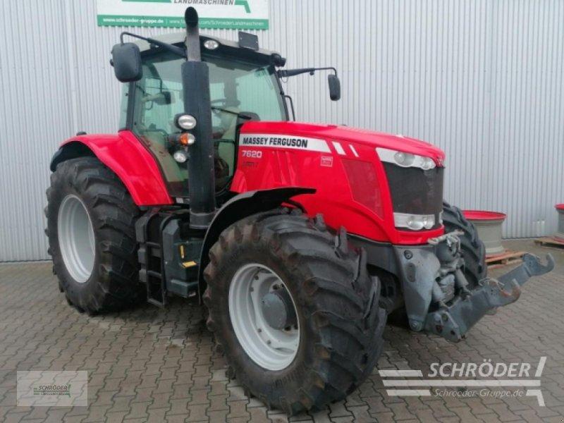 Traktor des Typs Massey Ferguson 7620 DYNA-VT EXCLUSI, Gebrauchtmaschine in Ahlerstedt (Bild 1)