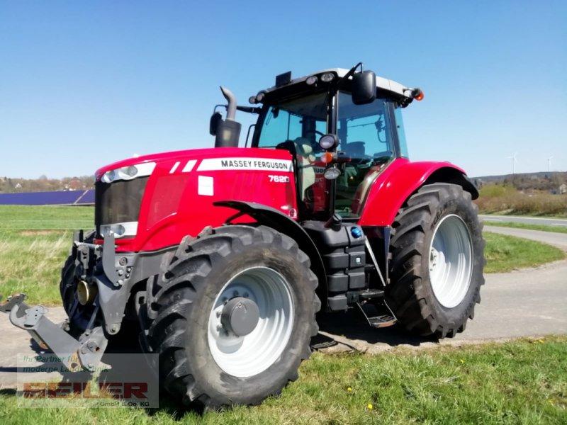 Traktor типа Massey Ferguson 7620 Dyna VT  EXCLUSIVE, Gebrauchtmaschine в Burghaslach (Фотография 1)