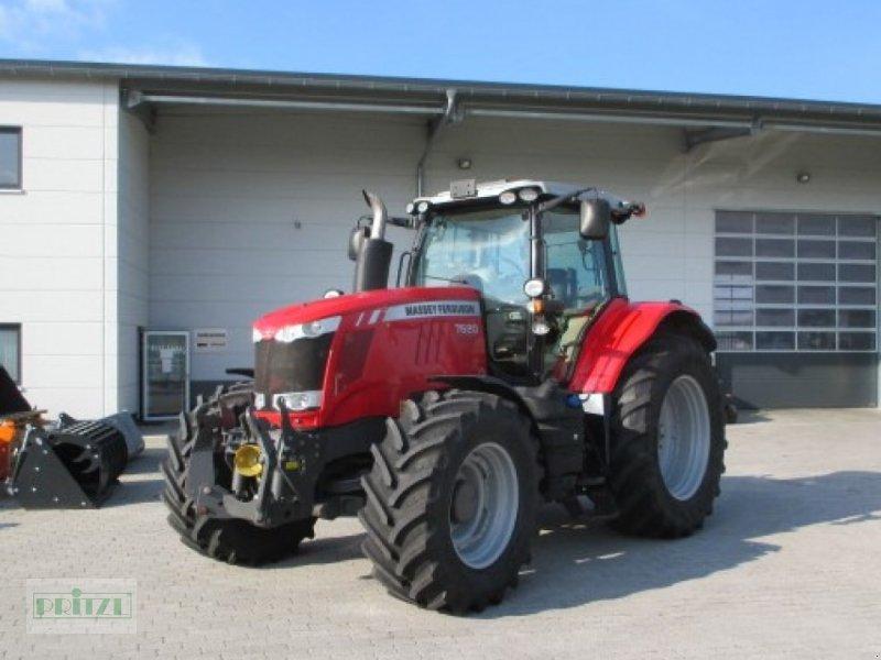 Traktor des Typs Massey Ferguson 7620 Dyna VT, Gebrauchtmaschine in Bruckmühl (Bild 2)