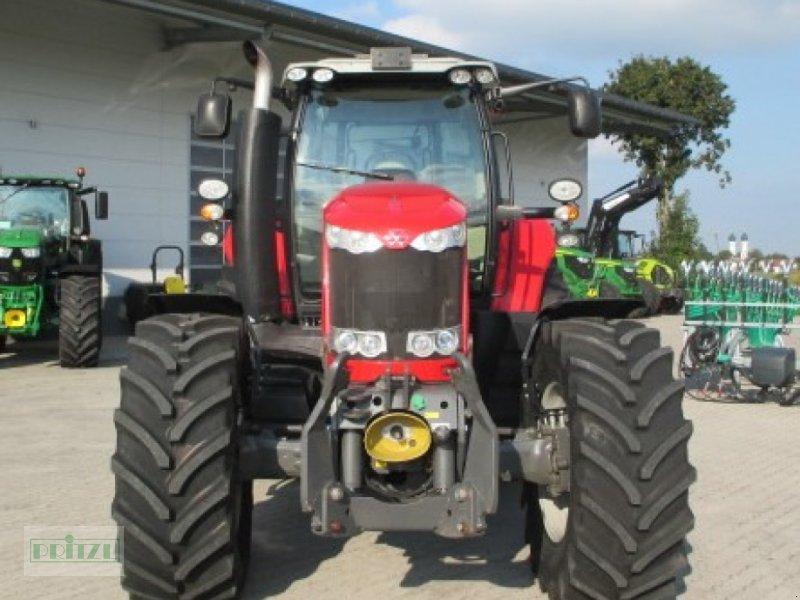 Traktor des Typs Massey Ferguson 7620 Dyna VT, Gebrauchtmaschine in Bruckmühl (Bild 3)