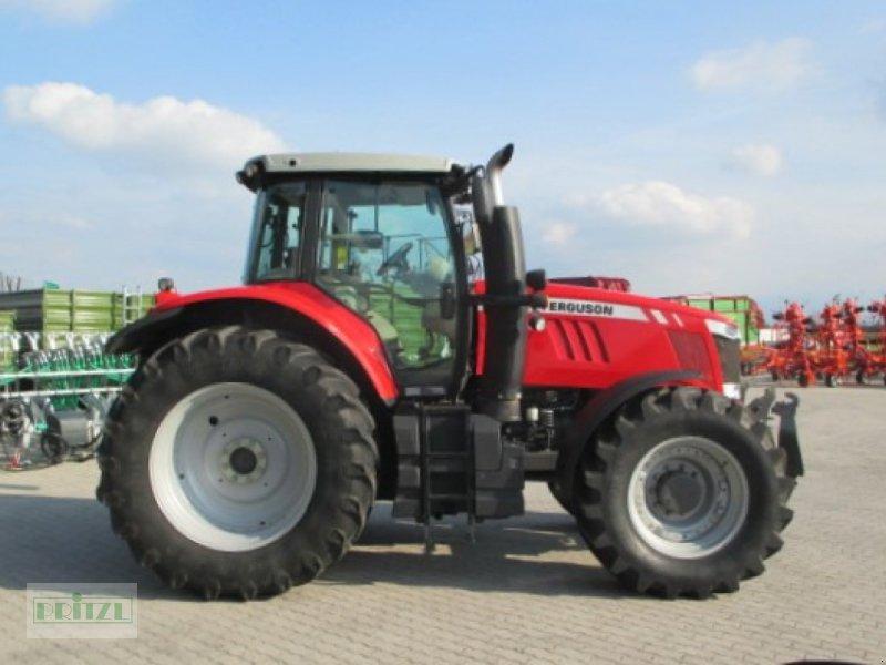 Traktor des Typs Massey Ferguson 7620 Dyna VT, Gebrauchtmaschine in Bruckmühl (Bild 4)