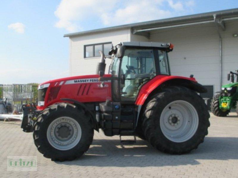 Traktor des Typs Massey Ferguson 7620 Dyna VT, Gebrauchtmaschine in Bruckmühl (Bild 5)