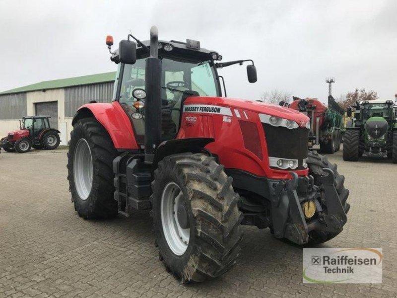 Traktor des Typs Massey Ferguson 7620 Dyna VT, Gebrauchtmaschine in Goldberg (Bild 10)