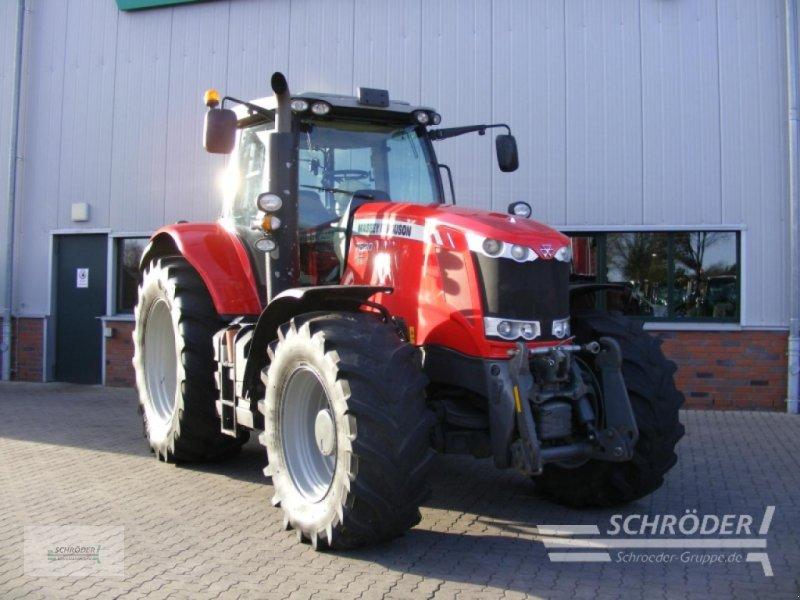 Traktor des Typs Massey Ferguson 7620 Dyna VT, Gebrauchtmaschine in Völkersen (Bild 1)