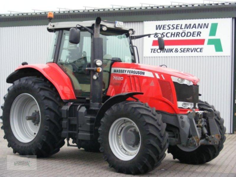 Traktor des Typs Massey Ferguson 7620 Exclusive Dyna VT, Gebrauchtmaschine in Wittmund - Funnix (Bild 1)