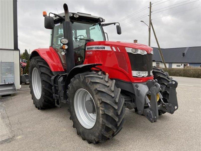 Traktor des Typs Massey Ferguson 7620, Gebrauchtmaschine in Blentarp (Bild 1)