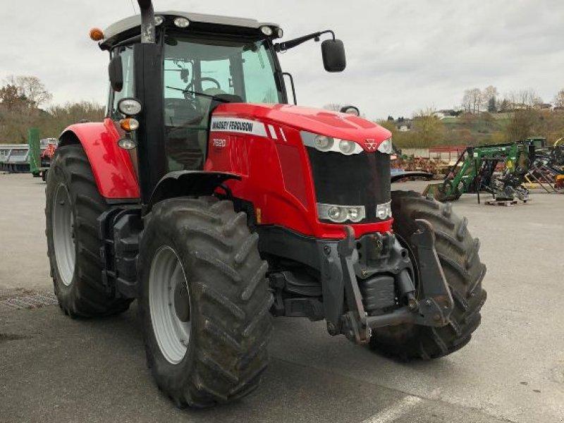 Traktor des Typs Massey Ferguson 7620, Gebrauchtmaschine in SAINT PALAIS  (Bild 1)