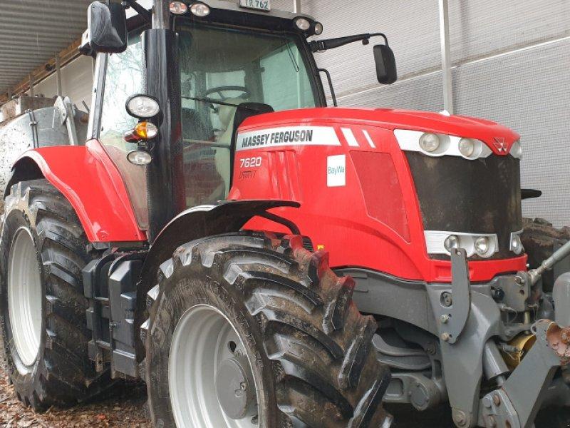Traktor типа Massey Ferguson 7620, Gebrauchtmaschine в Kleinlangheim (Фотография 1)