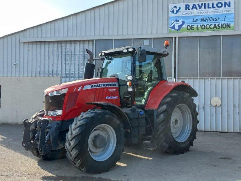 Traktor типа Massey Ferguson 7620DYNA6, Gebrauchtmaschine в VERT TOULON (Фотография 1)