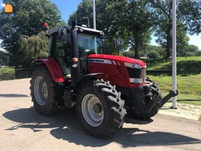 Traktor типа Massey Ferguson 7622, Gebrauchtmaschine в Zoetermeer (Фотография 1)