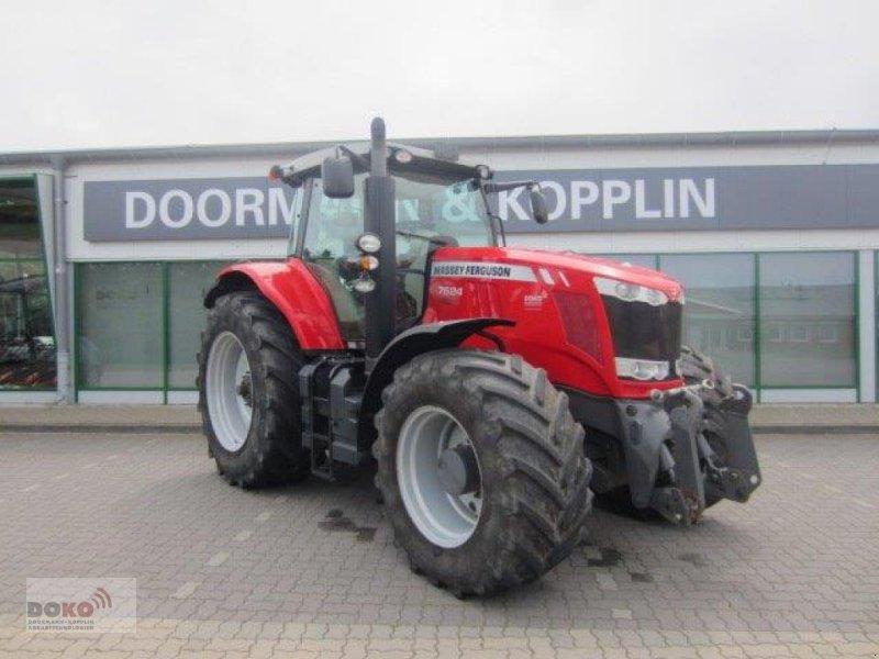 Traktor des Typs Massey Ferguson 7624 DVT, Gebrauchtmaschine in Schoenberg (Bild 1)