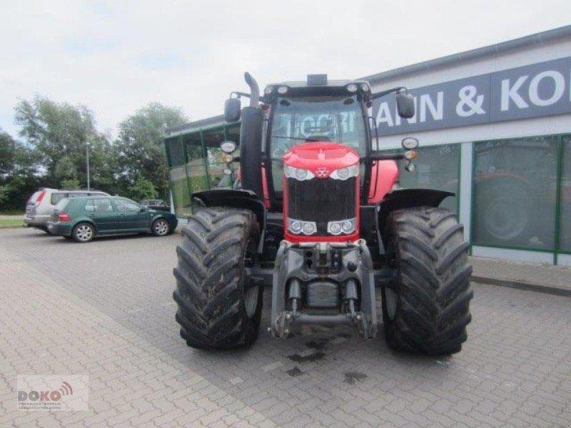 Traktor des Typs Massey Ferguson 7624 DVT, Gebrauchtmaschine in Schoenberg (Bild 3)