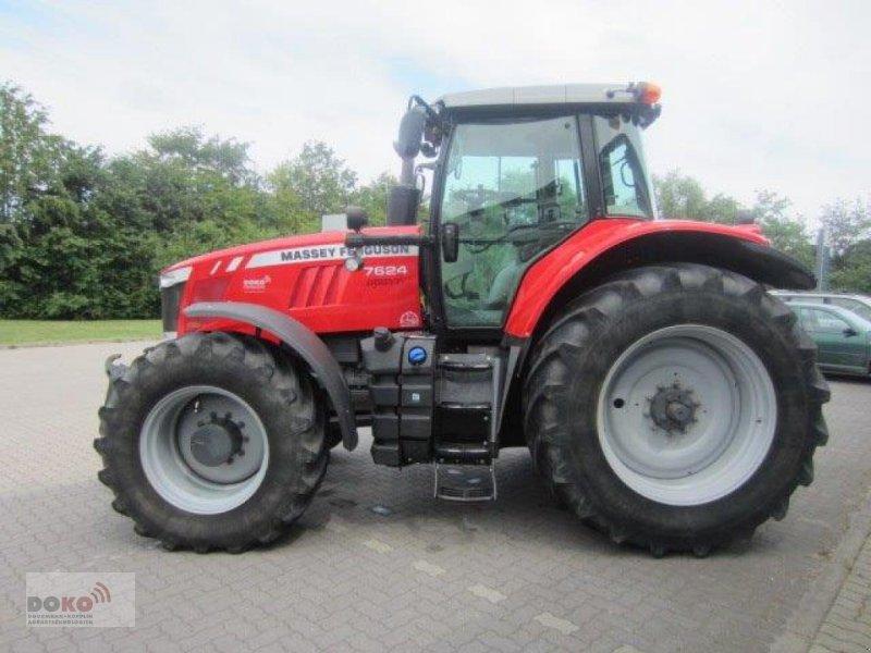 Traktor des Typs Massey Ferguson 7624 DVT, Gebrauchtmaschine in Schoenberg (Bild 2)