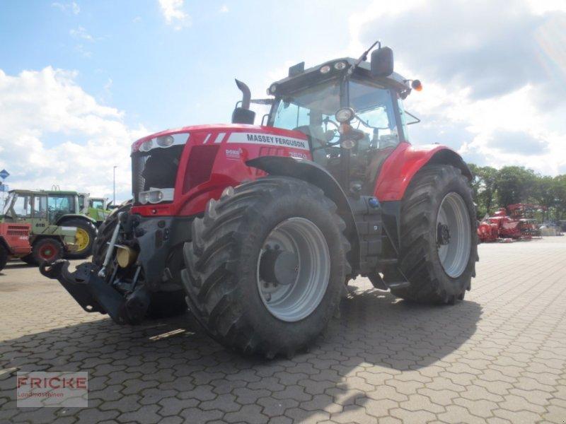 Traktor типа Massey Ferguson 7624 Dyna 6, Gebrauchtmaschine в Bockel - Gyhum (Фотография 1)