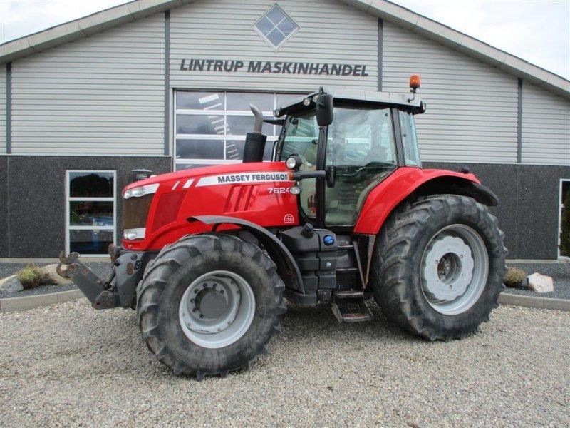 Traktor типа Massey Ferguson 7624 Dyna-VT Med frontlift og frontPTO, Gebrauchtmaschine в Lintrup (Фотография 1)