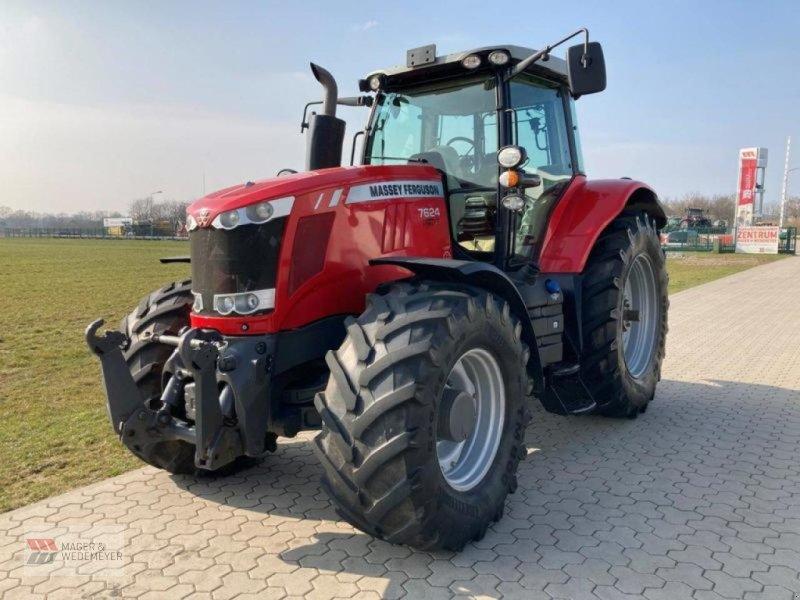 Traktor des Typs Massey Ferguson 7624 DYNA VT, Gebrauchtmaschine in Oyten (Bild 1)
