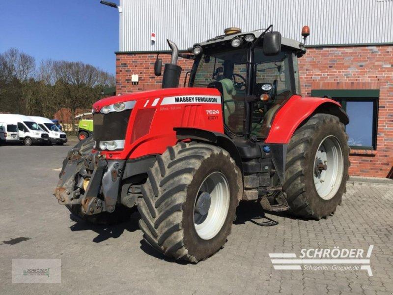 Traktor des Typs Massey Ferguson 7624 DYNA VT, Gebrauchtmaschine in Friedland (Bild 1)