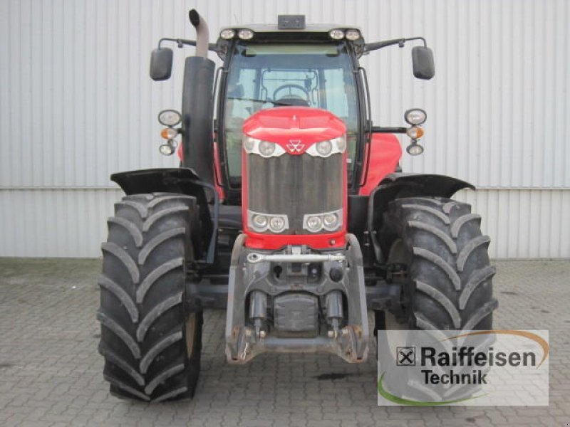 Traktor des Typs Massey Ferguson 7624 Dyna-VT, Gebrauchtmaschine in Holle (Bild 3)
