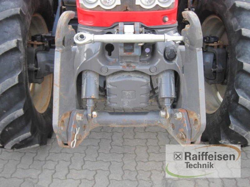 Traktor des Typs Massey Ferguson 7624 Dyna-VT, Gebrauchtmaschine in Holle (Bild 5)