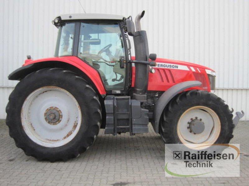 Traktor des Typs Massey Ferguson 7624 Dyna-VT, Gebrauchtmaschine in Holle (Bild 2)