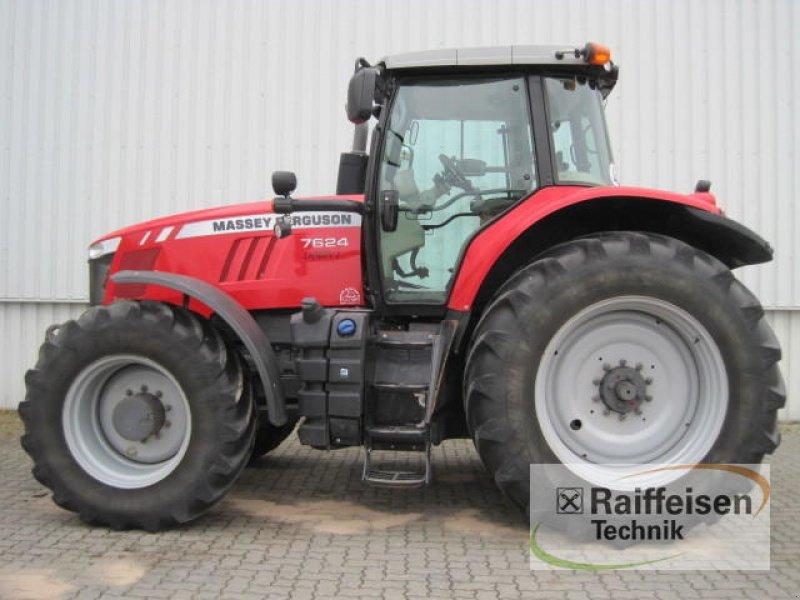 Traktor des Typs Massey Ferguson 7624 Dyna-VT, Gebrauchtmaschine in Holle (Bild 1)