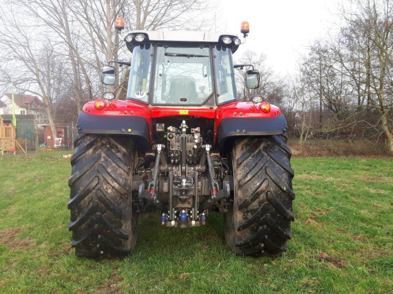 Traktor des Typs Massey Ferguson 7624 Dyna VT, Gebrauchtmaschine in Offenburg (Bild 7)