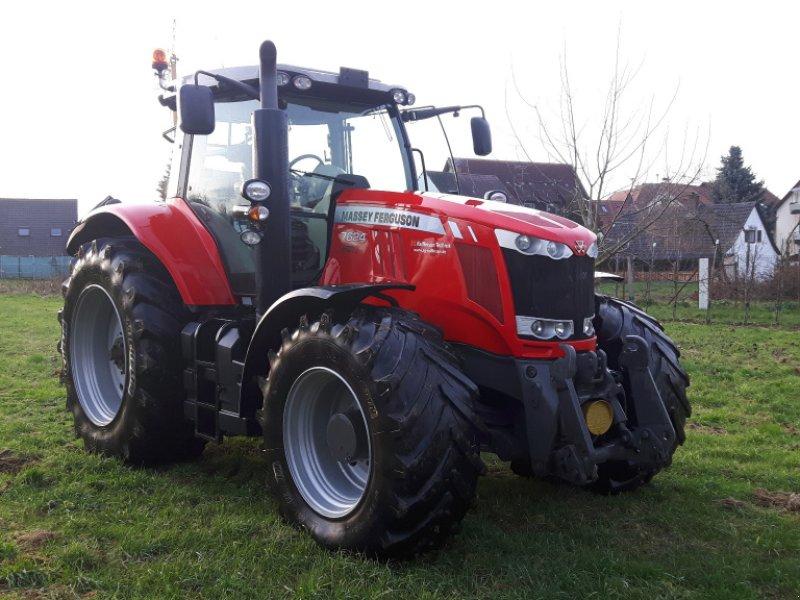 Traktor des Typs Massey Ferguson 7624 Dyna VT, Gebrauchtmaschine in Offenburg (Bild 1)
