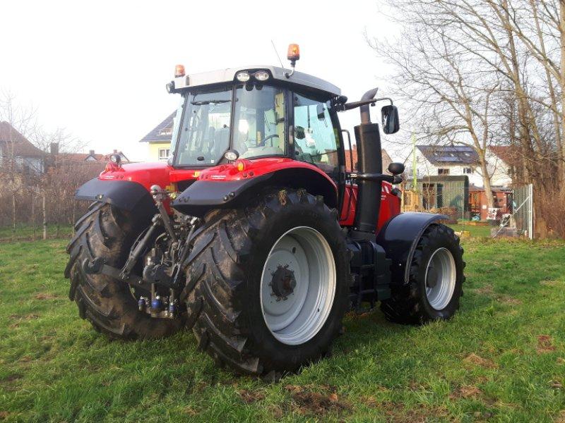 Traktor des Typs Massey Ferguson 7624 Dyna VT, Gebrauchtmaschine in Offenburg (Bild 5)