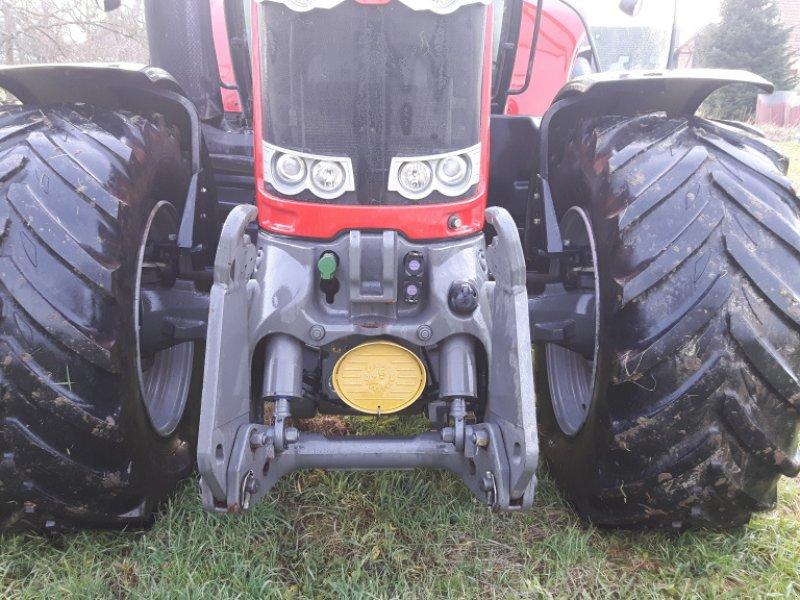 Traktor des Typs Massey Ferguson 7624 Dyna VT, Gebrauchtmaschine in Offenburg (Bild 9)