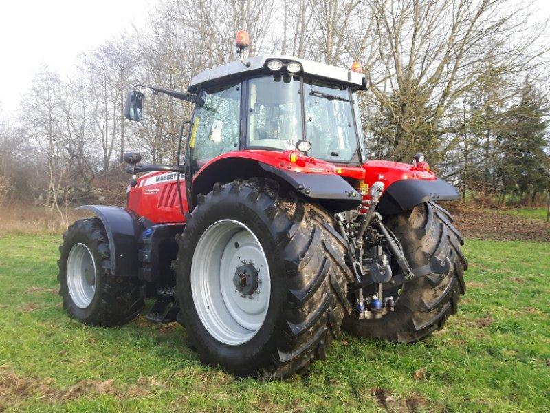 Traktor des Typs Massey Ferguson 7624 Dyna VT, Gebrauchtmaschine in Offenburg (Bild 6)