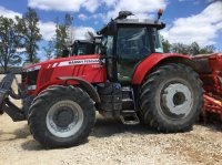 Massey Ferguson 7624vt Traktor
