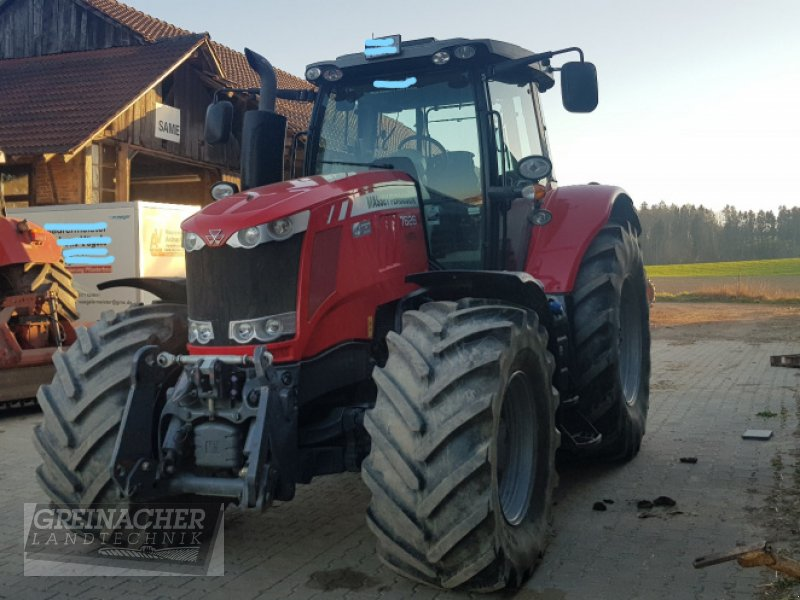 Traktor des Typs Massey Ferguson 7626 Dyna 6, Gebrauchtmaschine in Pfullendorf (Bild 1)