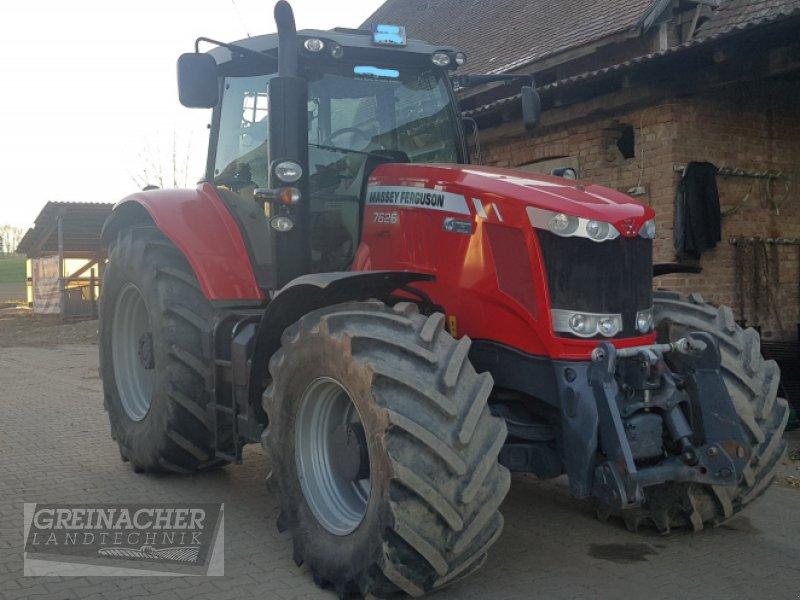 Traktor типа Massey Ferguson 7626 Dyna 6, Gebrauchtmaschine в Pfullendorf (Фотография 2)
