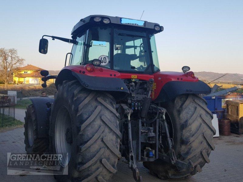 Traktor типа Massey Ferguson 7626 Dyna 6, Gebrauchtmaschine в Pfullendorf (Фотография 4)