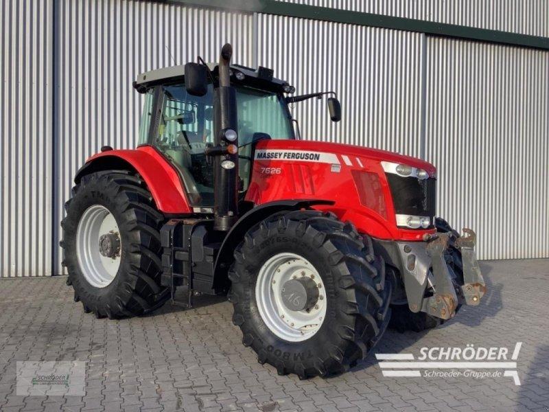Traktor des Typs Massey Ferguson 7626 DYNA-6, Gebrauchtmaschine in Wildeshausen (Bild 1)