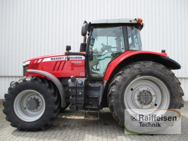 Traktor des Typs Massey Ferguson 7626 Dyna-6, Gebrauchtmaschine in Holle (Bild 1)