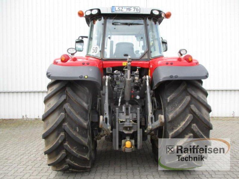Traktor des Typs Massey Ferguson 7626 Dyna-6, Gebrauchtmaschine in Holle (Bild 4)