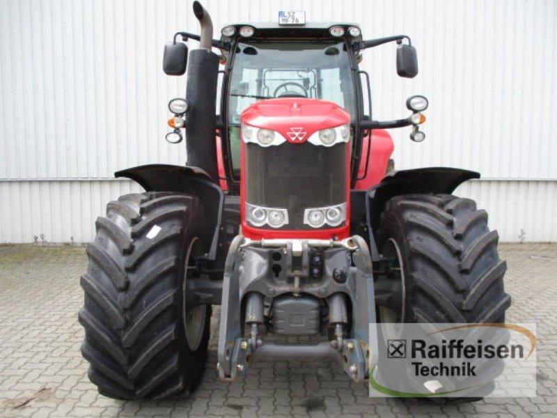 Traktor des Typs Massey Ferguson 7626 Dyna-6, Gebrauchtmaschine in Holle (Bild 3)
