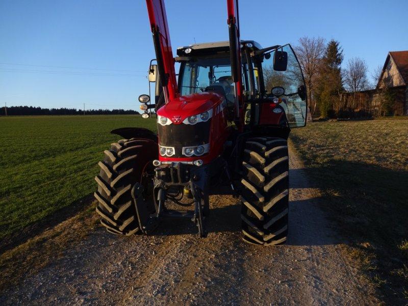 Traktor des Typs Massey Ferguson 7716, Gebrauchtmaschine in Breitenbrunn (Bild 1)