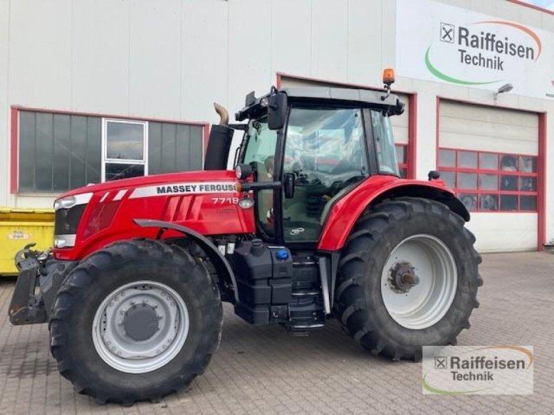 Traktor des Typs Massey Ferguson 7718 Dyna-6 Essential, Gebrauchtmaschine in Bad Langensalza (Bild 1)