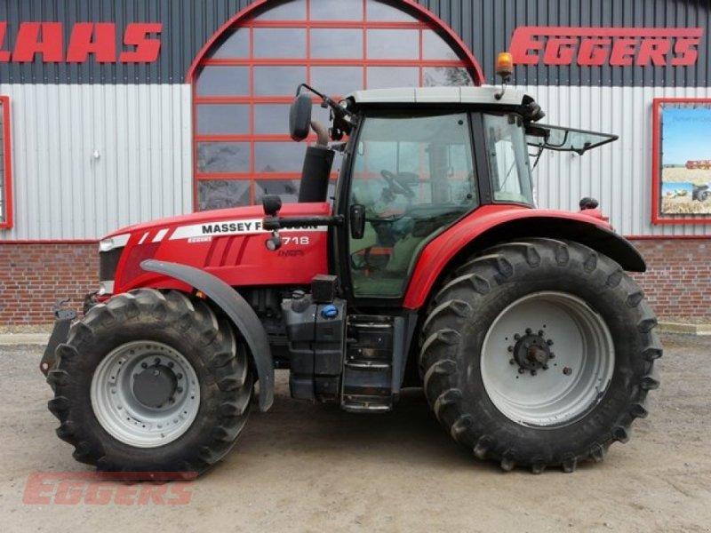 Traktor a típus Massey Ferguson 7718 Dyna-6 Exclusiv, Gebrauchtmaschine ekkor: Suhlendorf (Kép 1)