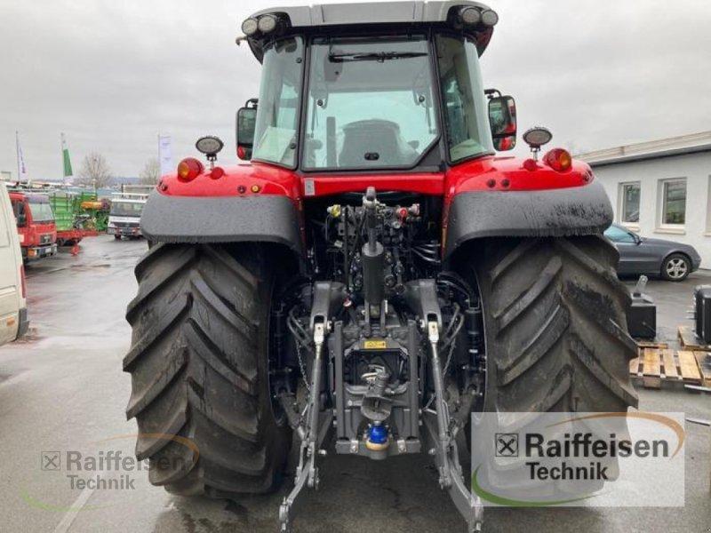 Traktor des Typs Massey Ferguson 7718 Dyna-VT Efficient, Gebrauchtmaschine in Bad Hersfeld (Bild 5)