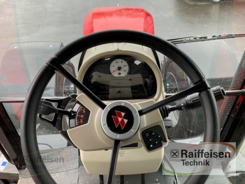 Traktor des Typs Massey Ferguson 7718 Dyna-VT Efficient, Gebrauchtmaschine in Bad Hersfeld (Bild 10)