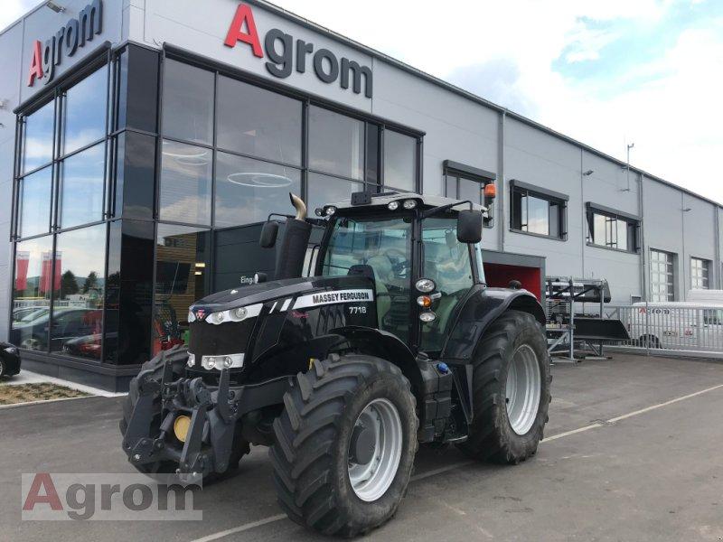 Traktor a típus Massey Ferguson 7718 Dyna-VT EXCLUSIVE, Gebrauchtmaschine ekkor: Neuried (Kép 1)
