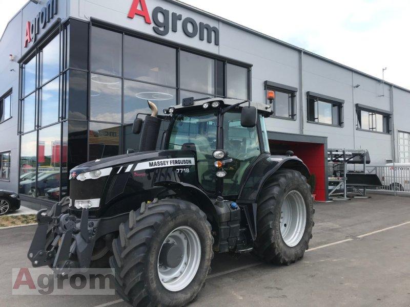 Traktor a típus Massey Ferguson 7718 Dyna-VT EXCLUSIVE, Gebrauchtmaschine ekkor: Neuried (Kép 3)