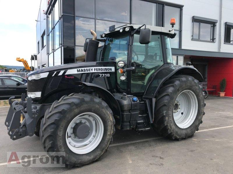 Traktor a típus Massey Ferguson 7718 Dyna-VT EXCLUSIVE, Gebrauchtmaschine ekkor: Neuried (Kép 2)
