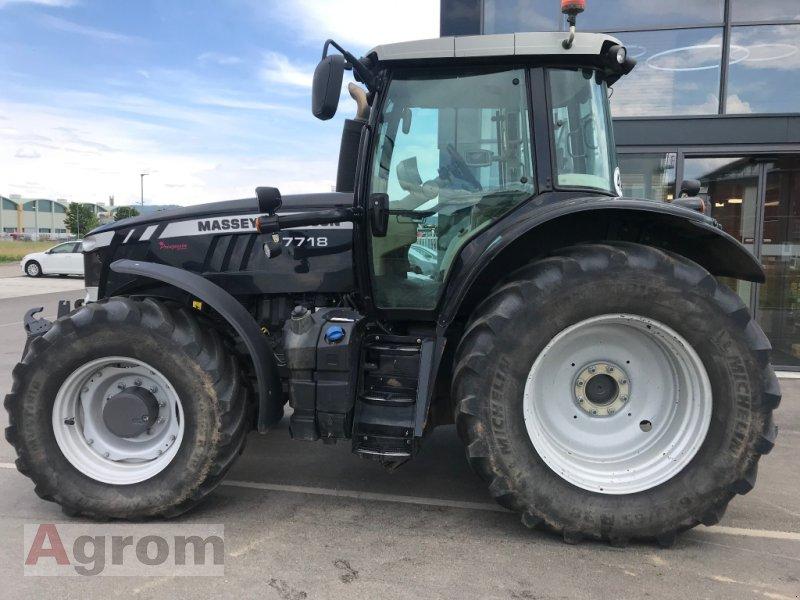 Traktor a típus Massey Ferguson 7718 Dyna-VT EXCLUSIVE, Gebrauchtmaschine ekkor: Neuried (Kép 5)