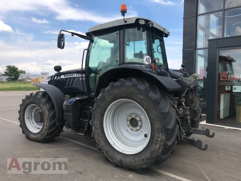 Traktor a típus Massey Ferguson 7718 Dyna-VT EXCLUSIVE, Gebrauchtmaschine ekkor: Neuried (Kép 4)