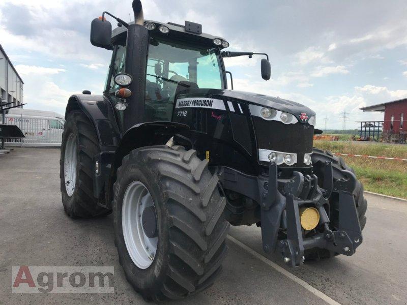 Traktor a típus Massey Ferguson 7718 Dyna-VT EXCLUSIVE, Gebrauchtmaschine ekkor: Neuried (Kép 12)